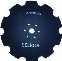 Диск корпуса(ступицы) Selbor принципиально отличается от основной массы дисков представленных на рынке современнейшей технологией изготовления и строжайшим контролем качества